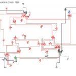 توسعه برنامه هماهنگی بهینه و قابل انعطاف ترکیب رلههای جریان زیاد و دیستانس و اعمال آن بر روی شبکه نمونه